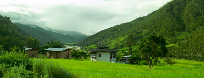 Amankora Punakha is one of Awesome places to stay on travels.