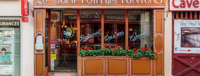 Le Comptoir des Tontons is one of Burgund.