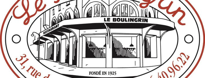 Brasserie du Boulingrin is one of Locais curtidos por Cliff.