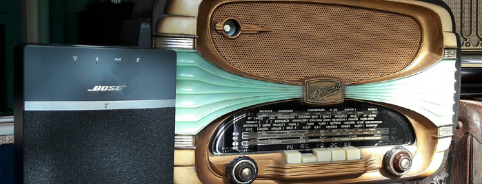 Relive Vintage Radio is one of Ницца.