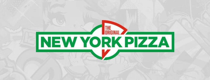 New York Pizza is one of Amsterdam.