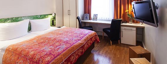Best Western Hotel Bremen City is one of Lieux qui ont plu à Parth.