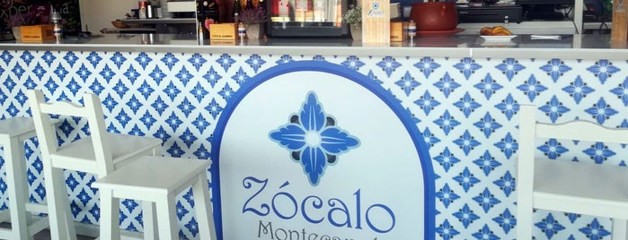 Zocalo montecanal is one of tapeo.