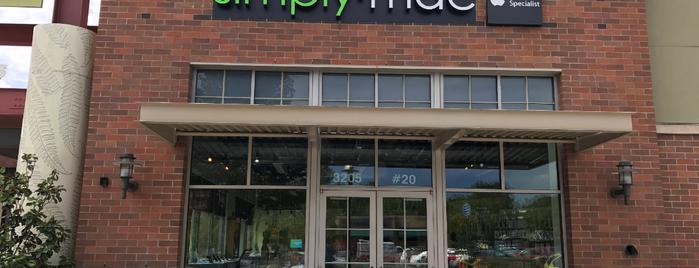 Simply Mac is one of Portland.