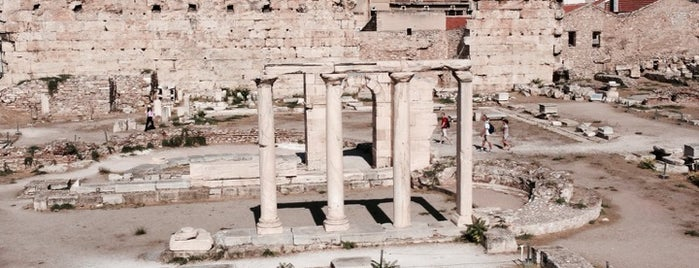 Roman Agora is one of Athens: Main Sights.