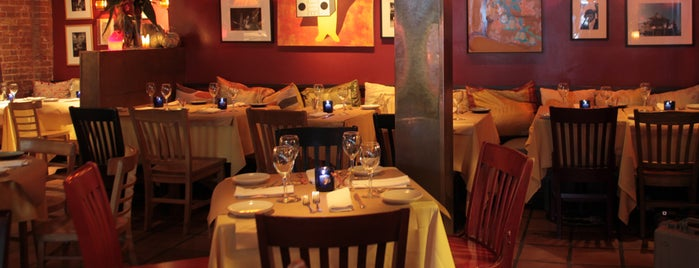 Pace Restaurant is one of L.A.'s Most Romantic Places.
