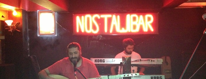 Nostalji Türkü Bar is one of Şanlıurfa.