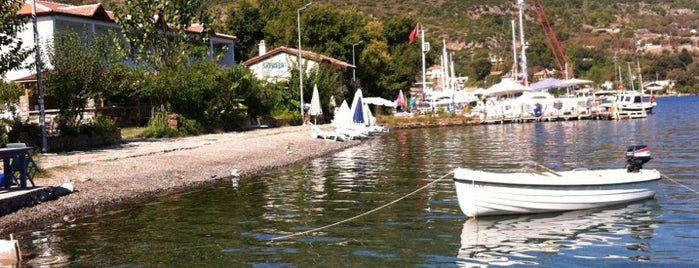 Selimiye Sahil is one of Marmaris.