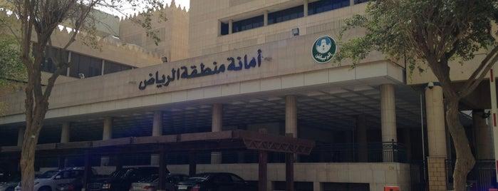 Riyadh Municipality is one of Riyadh.