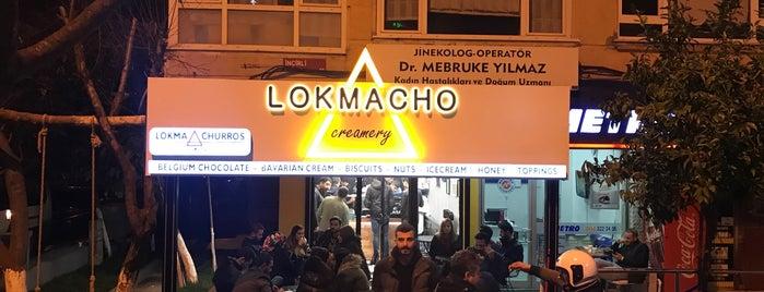 Lokmacho is one of Lieux qui ont plu à ceyhundd.