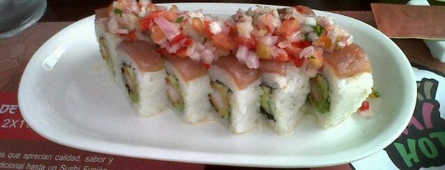 Oh! Maki - Ceviche & Sushi Bar is one of Tempat yang Disukai Jamhil.