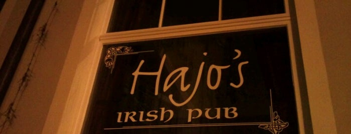 Hajo's Irish Pub is one of Mai 님이 저장한 장소.