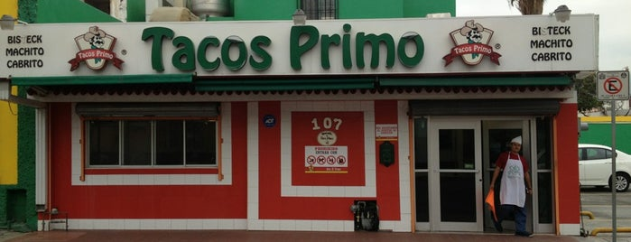 Tacos Primo is one of Tragadera.