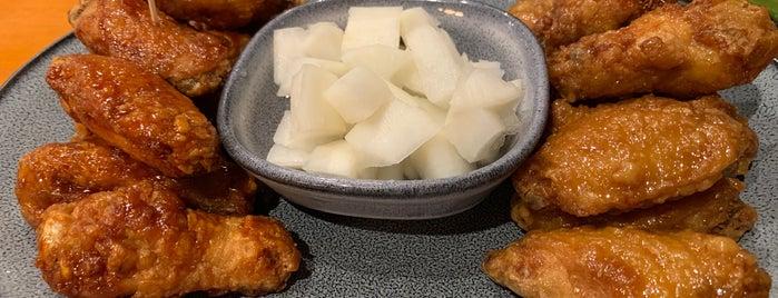 Bonchon Korean Fried Chicken is one of Dat 님이 저장한 장소.