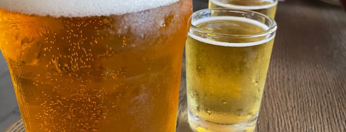 Maui Brewing Company Waikiki is one of Hawaiian Island Breweries.
