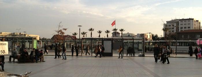 Balıkesir Toplu Taşıma Merkezi is one of Check-in liste - 2.