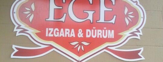 Ege Et Lokantasi is one of Tempat yang Disukai Deniz.