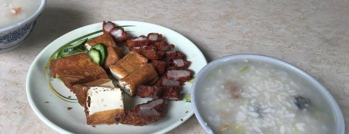 雙連肉粥 is one of Gespeicherte Orte von モリチャン.