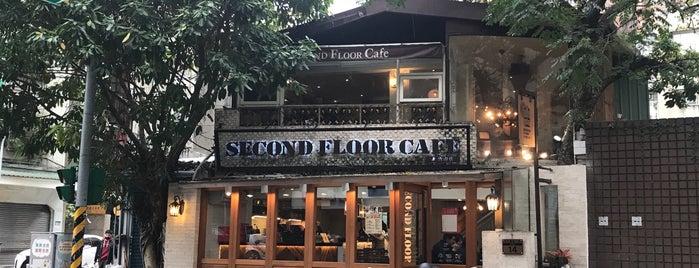 貳樓咖啡 Second Floor Café is one of Taipei Eats.