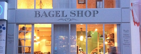 Bagel Shop is one of Restaurants.