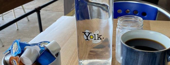 Yolk Preston Center is one of Mattさんの保存済みスポット.