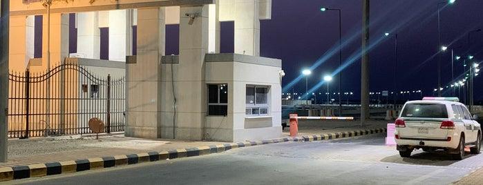 Saudi - UAE Borders is one of Tempat yang Disukai Salim.