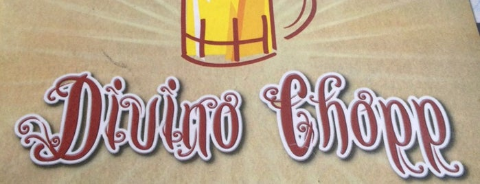 Divino Chopp is one of Bar / Boteco / Pub.