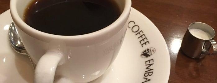 Coffee Embassy is one of Angela 님이 좋아한 장소.