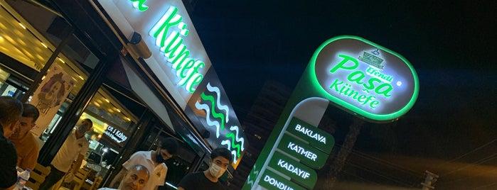 Pasha Künefe Baklava Katmer is one of Should Go! Gitmelisin..