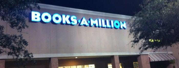Books A Million is one of Shannon : понравившиеся места.
