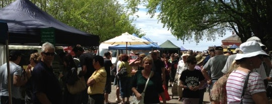 Daylesford Sunday Market is one of Christopher's Liked Places.