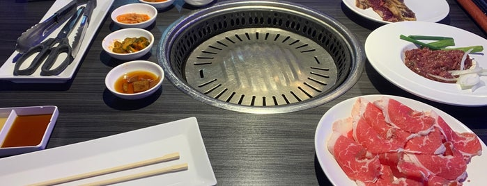 Gen Korean BBQ House is one of Silicon Valley Eats.