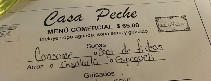 Casa Peche is one of Por Hacer.