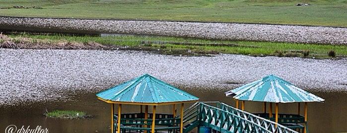 Khajjiar Lake is one of India North.
