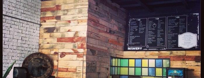 Bowery Sandwich Shop is one of Posti salvati di Raiza.