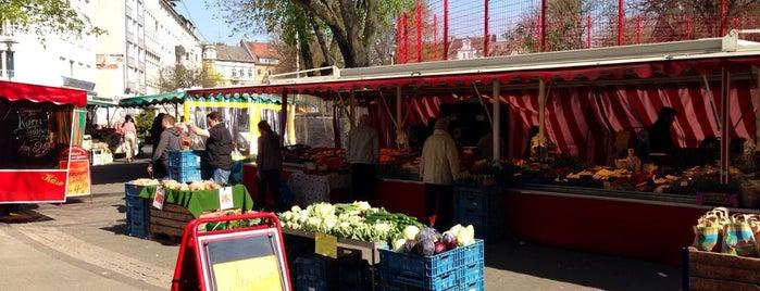 Markt am Fürstenplatz is one of Iandolo : понравившиеся места.