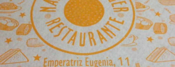 Naranja Burger is one of Locais curtidos por Juan.