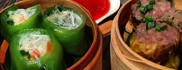 Yauatcha is one of Dim Sum in London.
