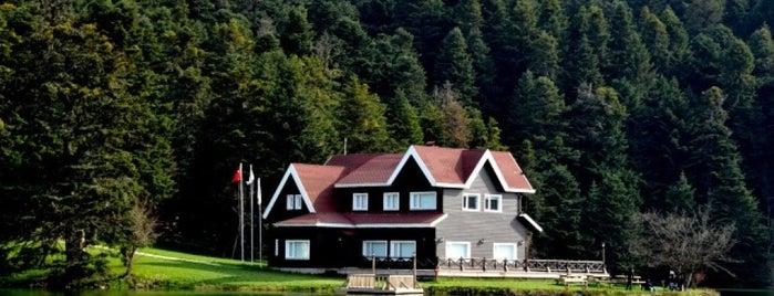 Gölcük Tabiat Parkı is one of สถานที่ที่บันทึกไว้ของ Emre.