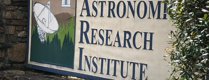 PARI - Pisgah Astronomical Research Institute is one of To Explore.