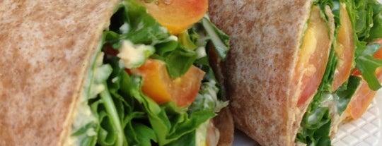 Veggie Xpress is one of SFL Veg*n Food.