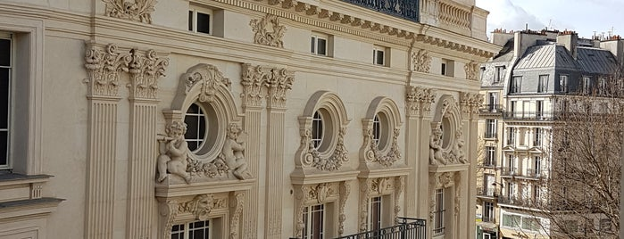 Hôtel Providence is one of Paris, je t'aime.