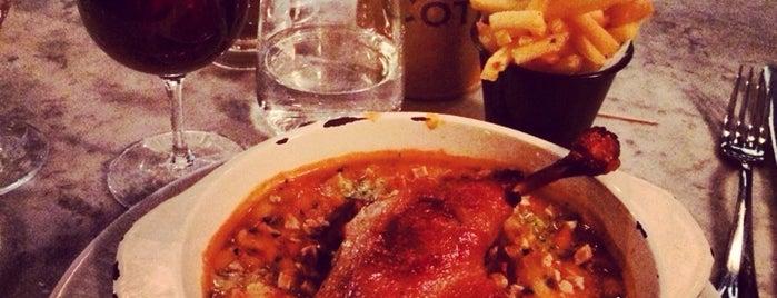 Coté Brasserie is one of Brian 님이 좋아한 장소.
