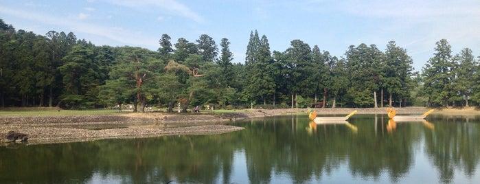 Motsuji Temple is one of 日本にある世界遺産.