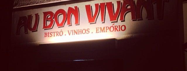 Au Bon Vivant is one of Top BH.