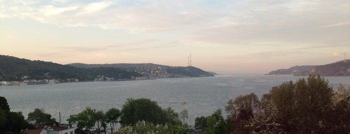 Kireçburnu is one of İstanbul'da Gezilmesi-Görülmesi Gereken Mekanlar.