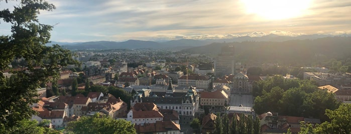 Viewing Tower is one of Ljubljana.