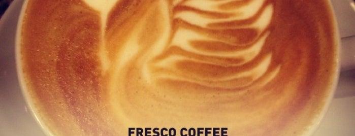 Caffè Fresco is one of cuadrodemando : понравившиеся места.