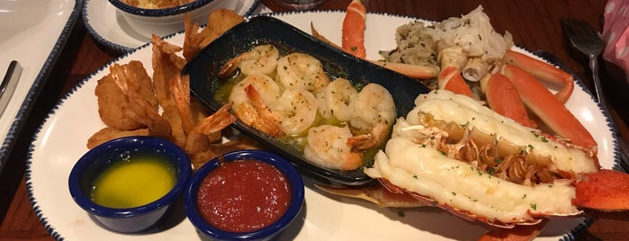 Red Lobster is one of Minneapolis 🏀🏙.
