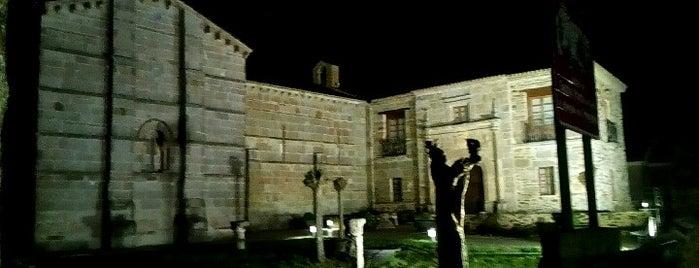 Iglesia románica Santa Marta de Tera - Camino de Santiago is one of Bill : понравившиеся места.